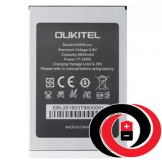 Oukitel K4000 Pro (4600mAh)