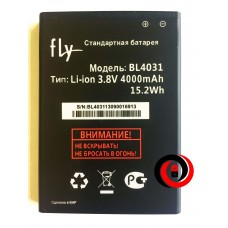 Fly BL4031 (4000mAh) (Fly IQ4403 Energie 3)