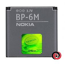 Nokia BP-6M (3250, 6151, 6280, 6288, 6233 classic, N73, N77, N93)