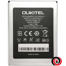 Oukitel C3 / Bravis A503 Joy / S-TELL M510