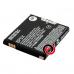 Motorola BP6X (1390mAh) Droid a855 / a854, Droid 2 a955 / a956 Global, Droid Pro xt610 / xt609, XPRT mb612, Admiral xt603