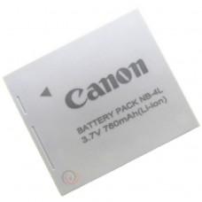 Canon NB-4L original camera battery (IXUS120 130 IS 115 220 230 255HS)