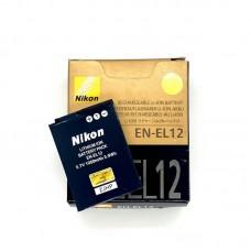 Nikon EN-EL12 (S9100 S9200 S9400 S9500 S70 )