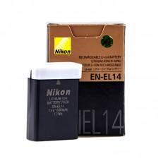 Nikon EN-EL14 Original (D3100 D3200 D3300 D5100 D5200 D5300)