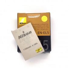 Nikon EN-EL5 ( Coolpix P100 P500 P510 P520 )