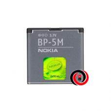 Nokia BP-5M Nokia 5610/ 5700/ 6500 Slide/ 7390/ 8600 Luna