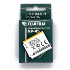FujiFilm NP-45 (45A 45S/Sanyo BLI-272/Pentax D-Li63/BenQ DLI-216)