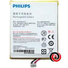 Philips AB2400BWMC Xenium W737