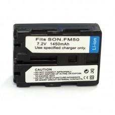 Sony NP-FM50 (NP-QM51, NP-FM55H)