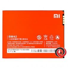 Xiaomi BM42 (AAA), Redmi Note